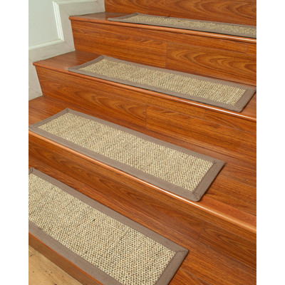 Simple Floor Covering Design Stair Treds