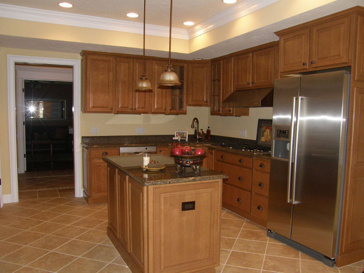 Kitchen Remodel at Simple Floor Covering & Design
